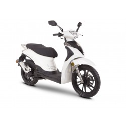 White City 125 ccm